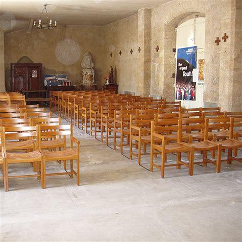 chaise d église mobilier d 39 église chaises et bancs carayon ets carayon