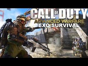 Call Of Duty Advanced Warfare EXO SURVIVAL! - Advanced ...