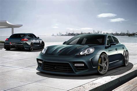 Porsche Panamera Mansory Photos