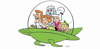 Jetsons Transparent Spacecraft Related