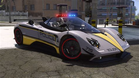 Hot Pursuit Police [add-on