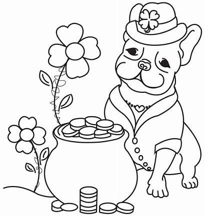 Bulldog Coloring French Jv Dog Pages Bulldogs