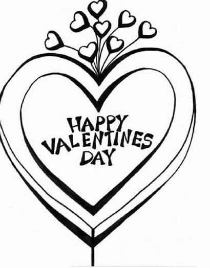 Coloring Pages Valentines Valentine Printable