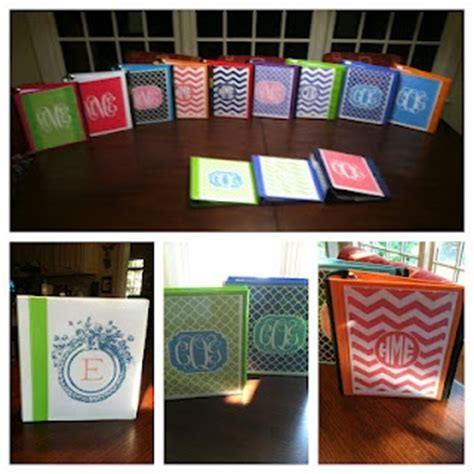 decorative 3 ring binder preppy 25 best ideas about decorating binders on