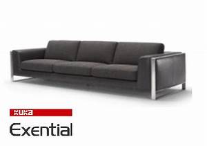 Kuka sofas refil sofa for Kuka sectional leather sofa