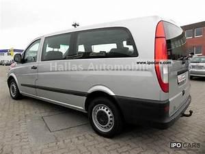 Vito 115 Cdi : 2005 mercedes benz vito 115 cdi long 6 speed air navi ahk car photo and specs ~ Gottalentnigeria.com Avis de Voitures