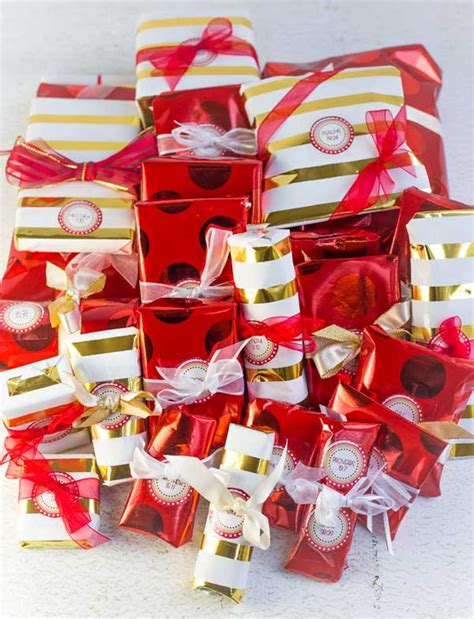 scripture clues christmas package gift idea the idea room