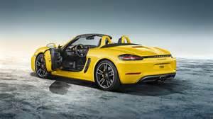 porsche cayman floor mats porsche 718 boxster exclusive in racing yellow