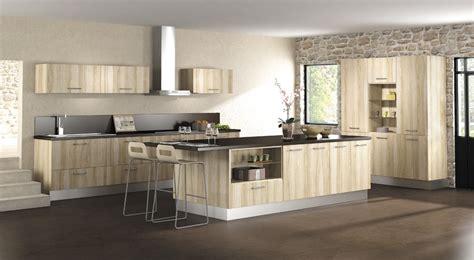modele cuisine bois moderne maison moderne dessin