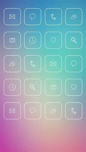 Icon skins iOS7 style ;) #iOS7 #iPhone #iPad #wallpapers # ...