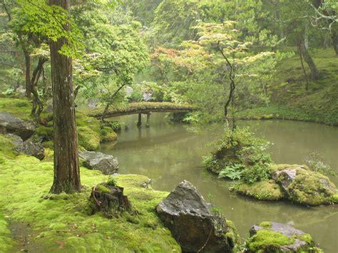 moss garden japan japanese gardens