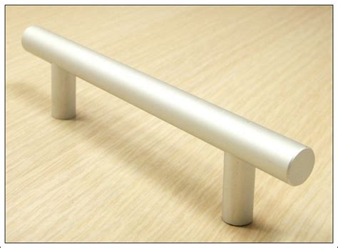 10pcs Furniture Hardware Solid Aluminum Kitchen T Bar