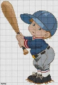 210 Best Sports Stitchery Images On Pinterest