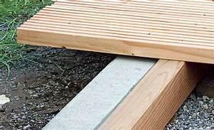 Richtschnur Spannen Anleitung : terrassendielen verlegen holzterrasse bild 4 ~ Lizthompson.info Haus und Dekorationen