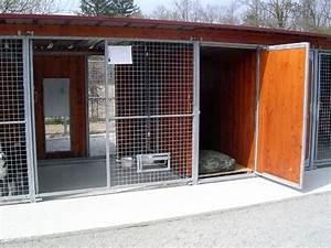 Chenil Extérieur Pour Chien : choix de la pension canine ~ Melissatoandfro.com Idées de Décoration