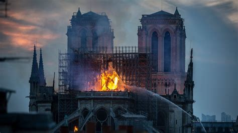 unlucky day notre dame fire isnt  major april