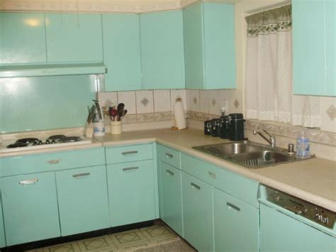 Vintage Metal Kitchen Cabinets by 1950s Page 2 House Photos