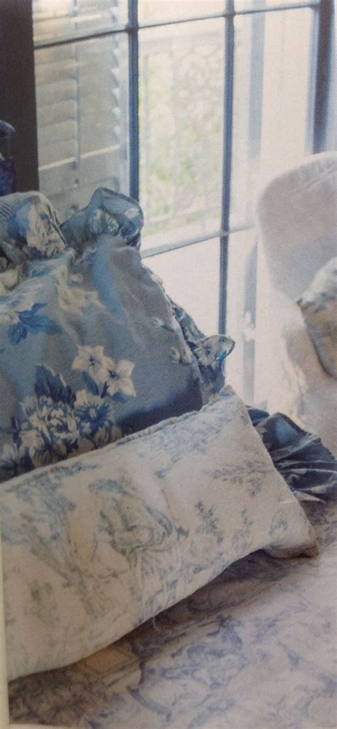 blue white toile bedding ralph lauren bedding vintage floral with toile blue white home iii pinterest ralph