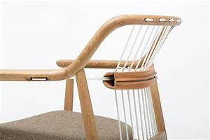 A Modern Handcrafted Chair with Stunning Details