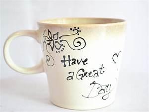 Mug à Thé : how to make your own personalized mug 5 steps with pictures ~ Teatrodelosmanantiales.com Idées de Décoration