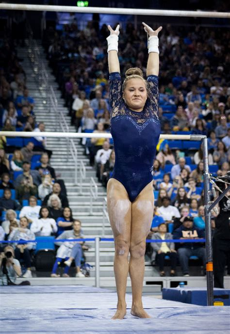 gallery ucla gymnastics leaps  asu   highest