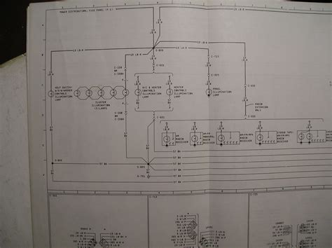 53 Ford F100 Wiring by 1982 F100 Cluster Connector Wiring Diagram Ford Truck