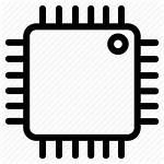 Circuit Icon Microcontroller Integrated Arduino Ram Icons