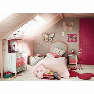 Maison Du Monde Bayonne : maison du monde chevet enfant gris et rose stella d co ~ Dailycaller-alerts.com Idées de Décoration