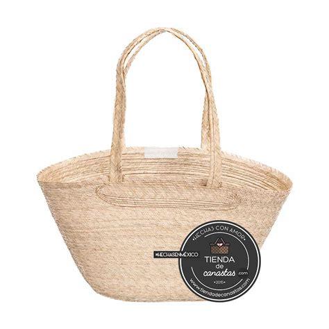 Las Tempel Velcro No 240 bolsa de palma con velcro bo 006 en tienda de canastas