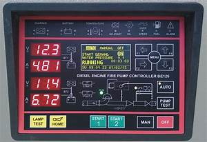 Fire Fighting System Controller  U2013 Generator Controllers