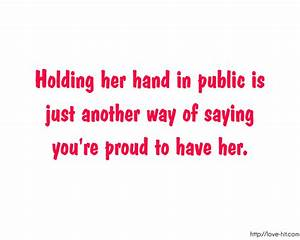 CUTE QUOTES FOR YOUR GIRLFRIEND image quotes at ...