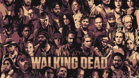 Animated Walking Dead Wallpaper - the walking dead wallpapers tv show wallpapers desktop