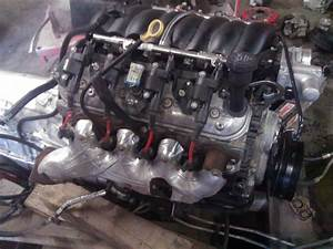 Ly6 Engine 6l90e Trans 6 Speed Ls3 Intake Heads