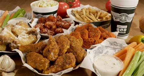 Wingstop Restaurant: One-of-a-kind Chicken from the Wing ...