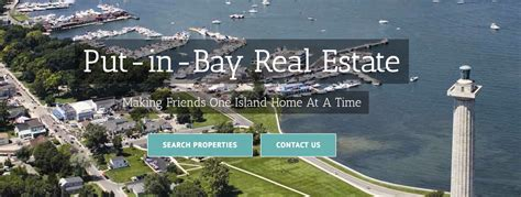 Boats For Sale Put In Bay Ohio by Put In Bay Real Estate Homes For Sale On South Bass