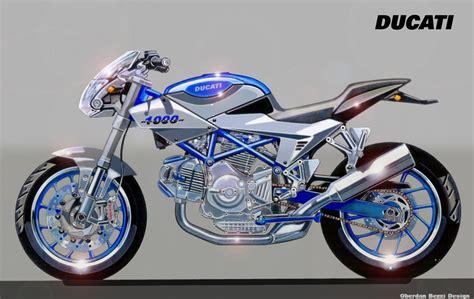 Ducati 1000 Roadster By Obiboi On Deviantart