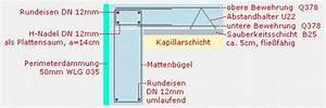 Bewehrung Bodenplatte Aufbau : fertiggaragen fachberatung bodenplatten fundamente ~ Orissabook.com Haus und Dekorationen