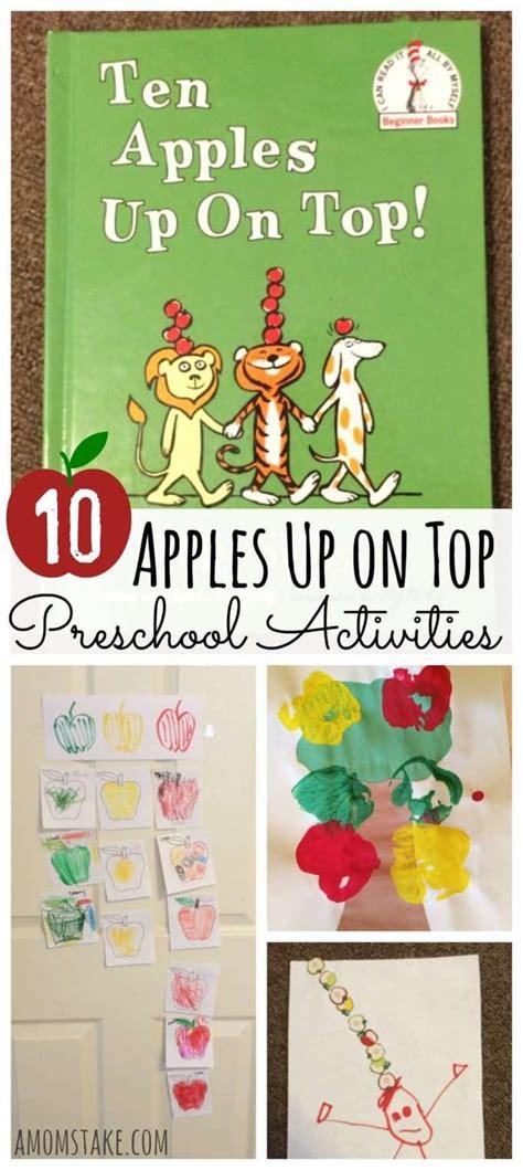 best preschools 10 apples up on top preschool activities a s take 867