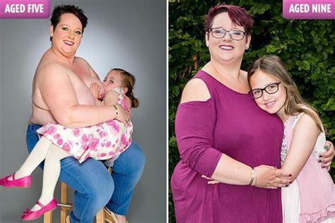 Mum Says Shell Miss Breastfeeding Her Nine Year Old