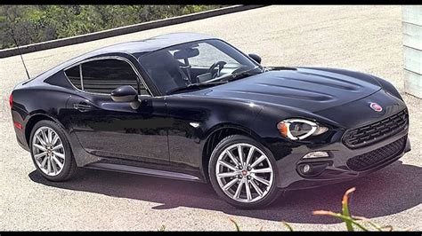 New Fiat 2020 by New 2020 Fiat 124 Coupe