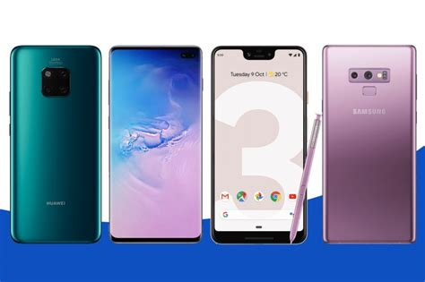 best android phone 2019 t3 s best android smartphone picks t3