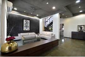 The Best Interior Design On Wall At Home Remodel Interior Exterior Plan Large And Stylish Living Room Interior