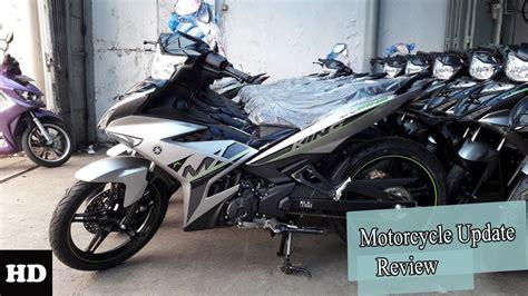 Yamaha Mx King 2019 by News All New Yamaha Mx King 155 Vva 2019 In