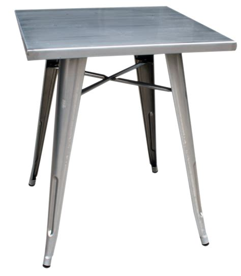metal bistro table metal table supplier metal cafe table