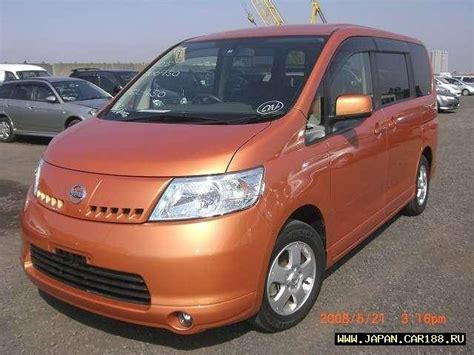 nissan serena 2006 2006 nissan serena pictures 2 0l gasoline automatic