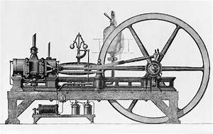 Diagram Of The First Gas Engine