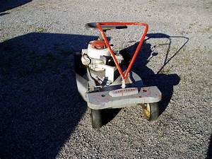 1962 Sears Craftsman Riding Mower