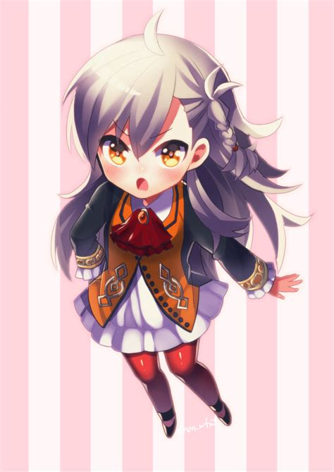 olga marie animusphere fategrand order zerochan anime