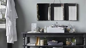 Miroir Castorama Salle De Bain : d coration salle de bain miroir ~ Dailycaller-alerts.com Idées de Décoration