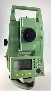 Leica Tcr 803power 3 U201d R100 Reflectorless Total Station